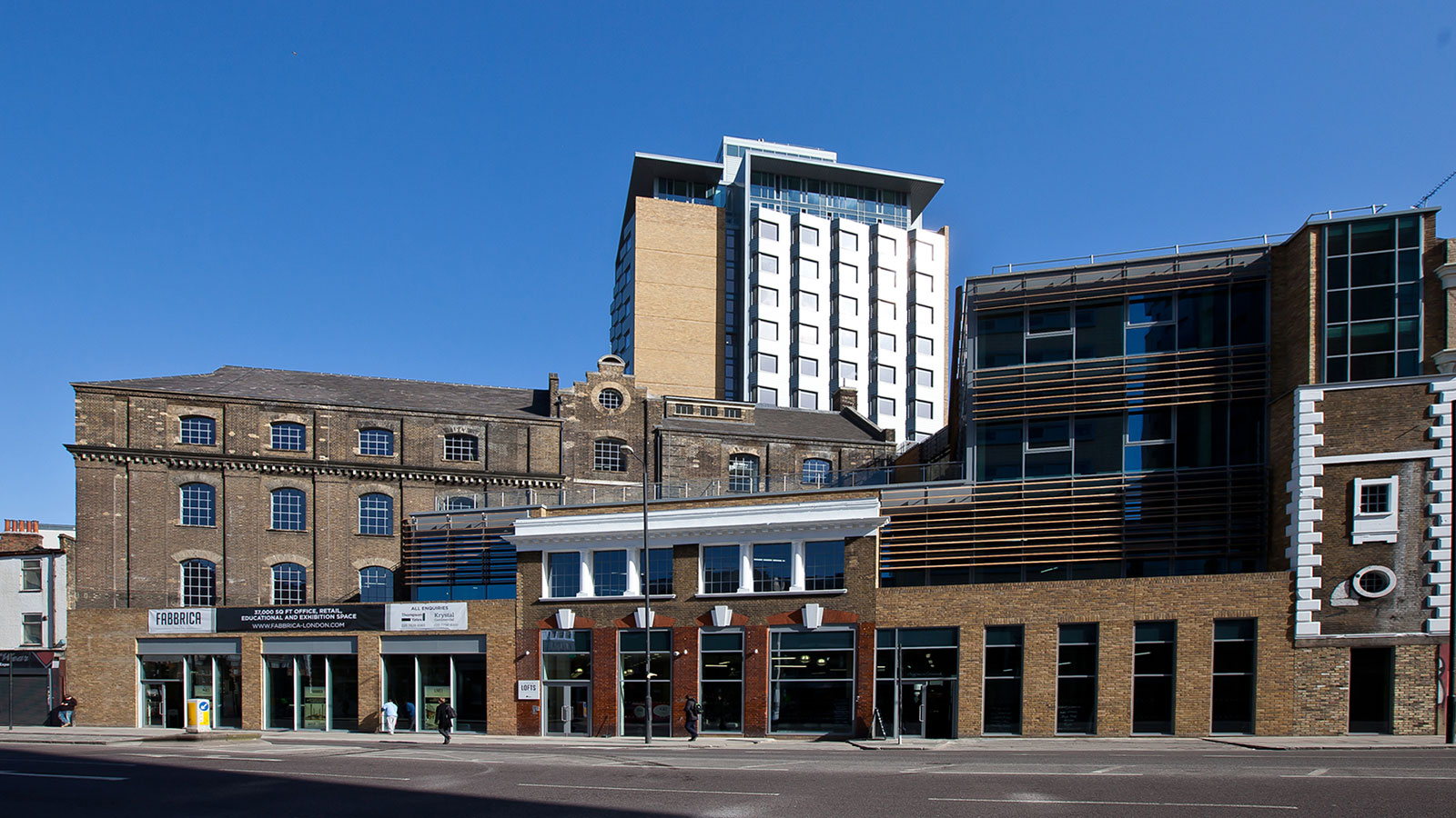 Assam Place Student Accommodation - Building Exterior - Mace Group